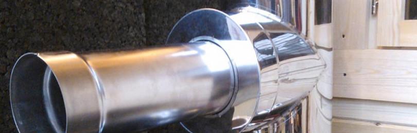 Горизонтальные дымоходы: устройство, особенности кладки