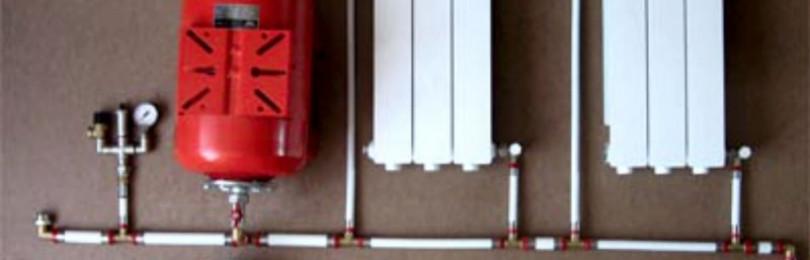 Монтаж котла отопления в частном доме своими руками