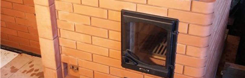 Как построить отопительно-варочную печь?