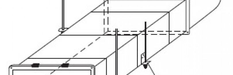 Воздуховоды для вентиляции: виды и размеры