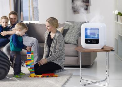Какой увлажнитель воздуха выбрать для квартиры