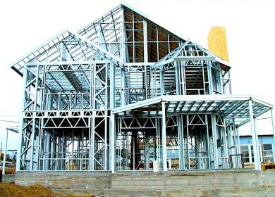 Использование железа в строительстве. Интересные факты.