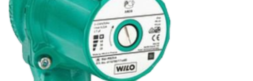 Насос циркуляционный для отопления wilo: технические характеристики