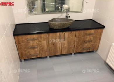 Мебель для ванной комнаты: как подобрать оптимальный вариант