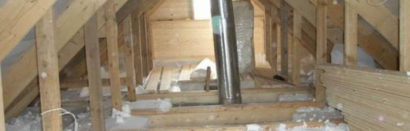 Чем лучше утеплить потолок в частном доме