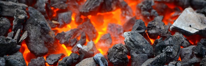 Как правильно топить печь каменным углем