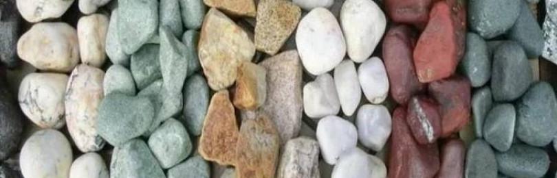 Какие камни подходят для бани