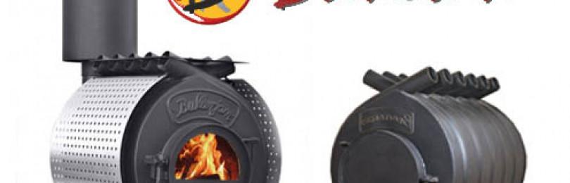Обзор новых моделей печей Бренеран (Булерьян)