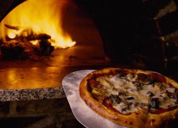 Помпейская печь — вот где готовится настоящая пицца!