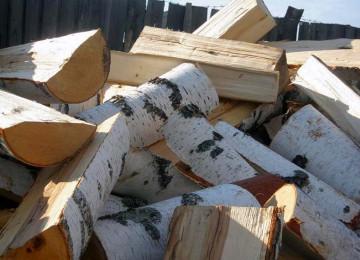 Все о березовых дровах