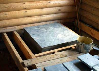 Фундамент под камин: особенности строительства