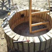 Строительство тандыра