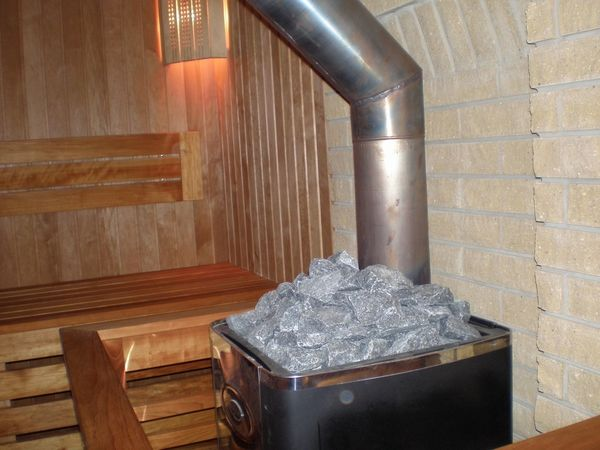 Какие дымоходы лучше подходят для бани?