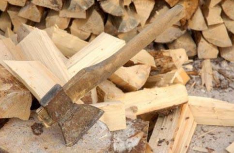 Какими дровами топить печь