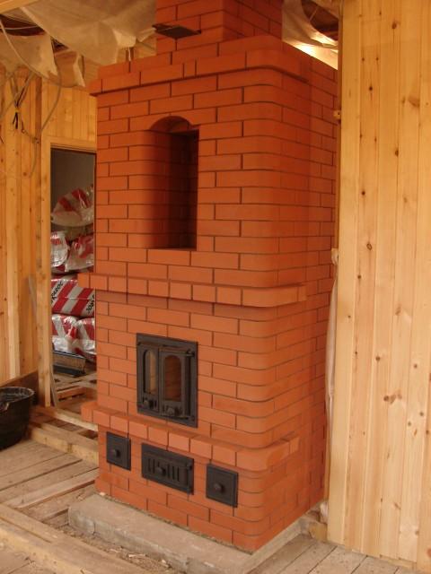 Отопление в новом деревянном доме