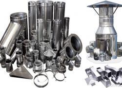 Примеры стальных труб