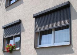 Защитная система на окнах дома