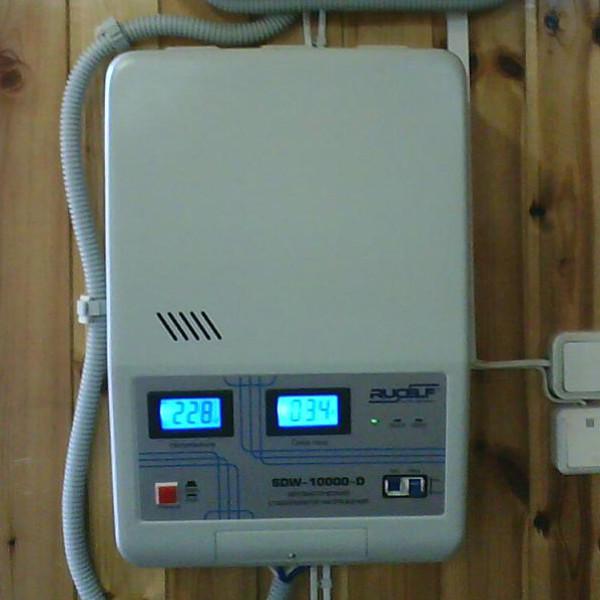 какой стабилизатор напряжения лучше выбрать для газового котла