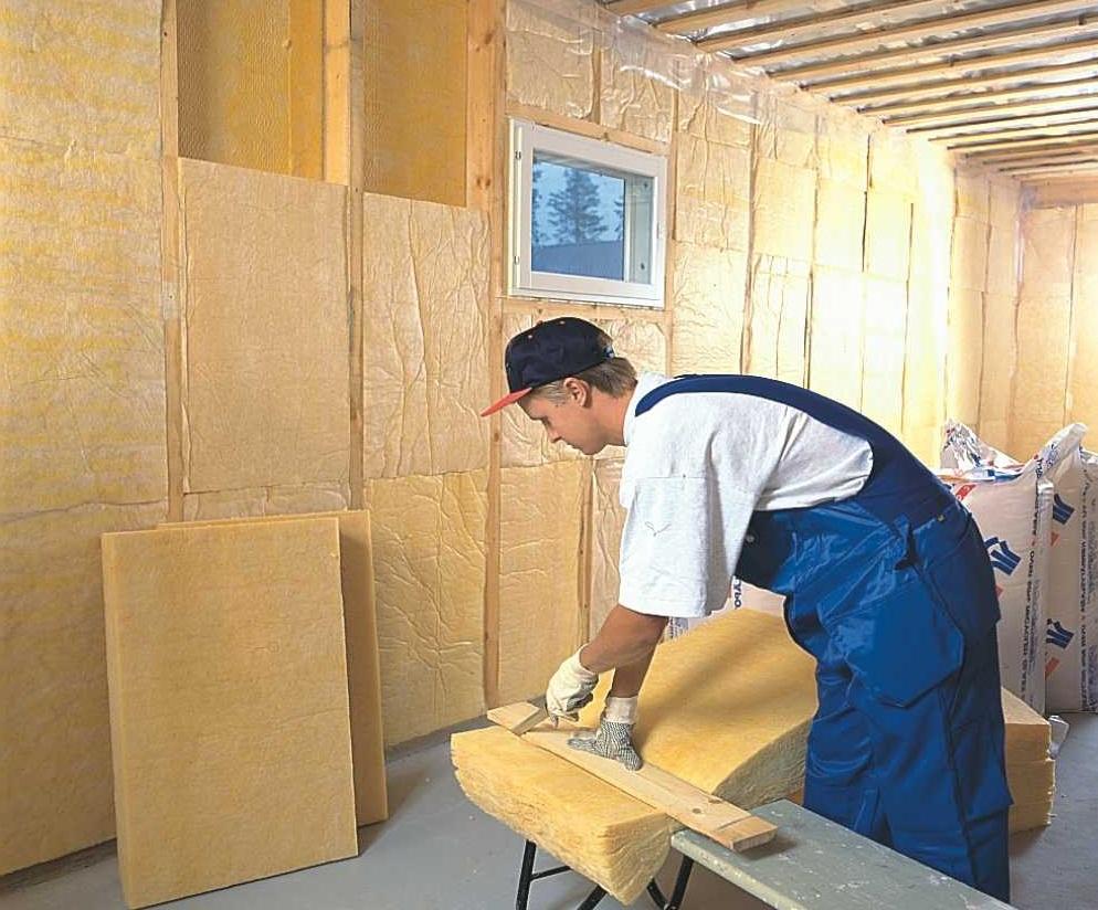 утеплитель для стен внутри дома: виды, характеристики, правила монтажа