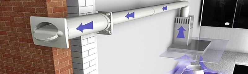 обратный клапан для вентиляции, установка своими руками