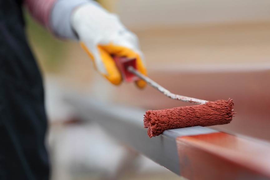 краски по металлу для внутренних работ: технические характеристики, обзор