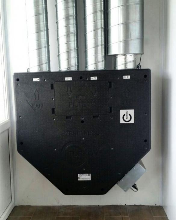 рекуператор воздуха для квартиры, выбираем и устанавливаем правильно