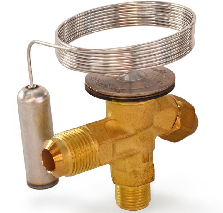терморегулирующий вентиль (ТВР) холодильной установки: принцип работы, установка