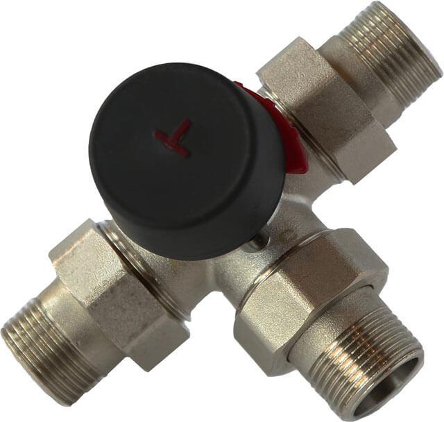 термостатический клапан: принцип работы, виды, регулировка