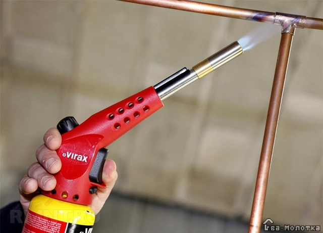 газовые горелки: устройство и применение