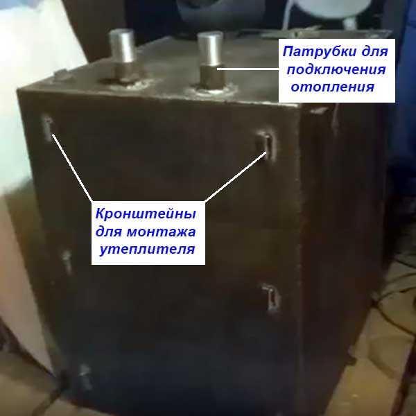 теплоаккумулятор для отопления своими руками