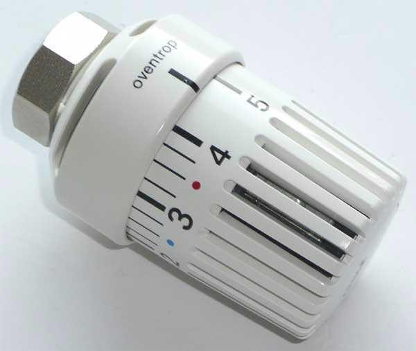 термоголовка для радиатора: принцип работы, монтаж