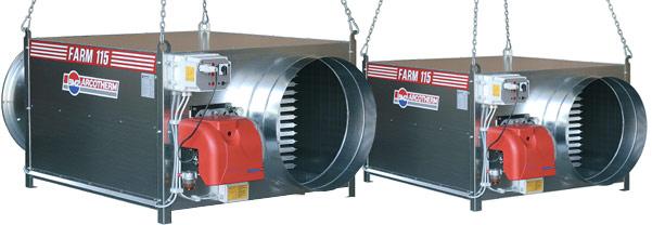 газовый теплогенератор для воздушного отопления своими руками