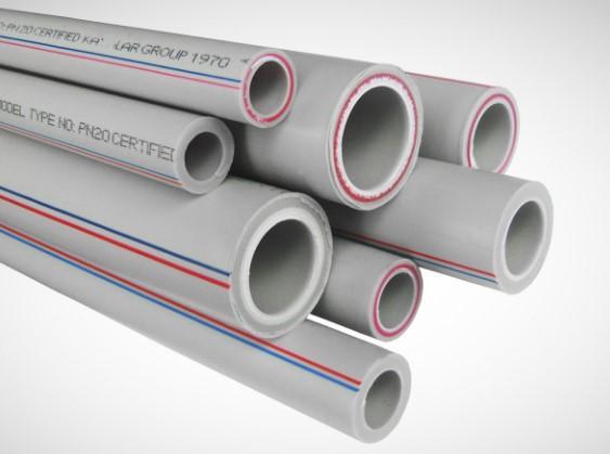 из каких материалов изготавливают водопроводные трубы?
