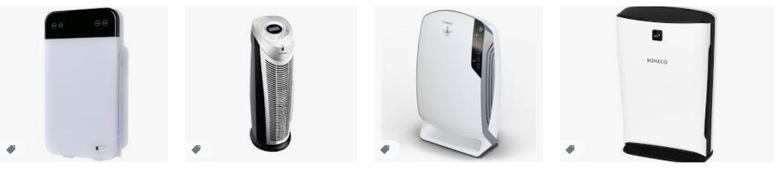 Примеры дизайна очистителей